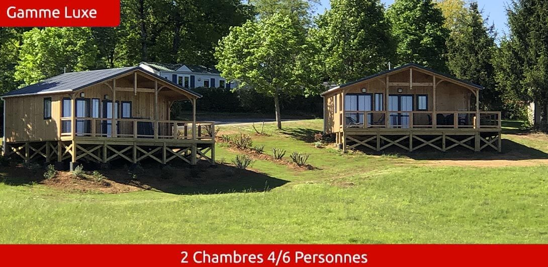 Chalet Luxe Badiane 2 chambres 4/6 personnes