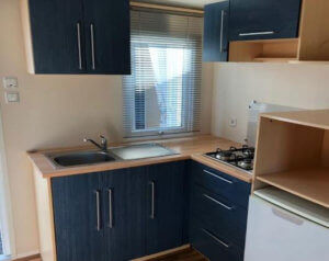 Mobile home Confort 2 bedrooms for 4 people