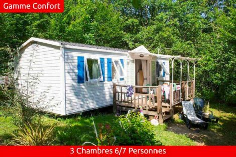 mobil-home confort 3 chambres