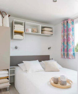 Mobile home Confort Mercure 2 rooms 4/6 persons